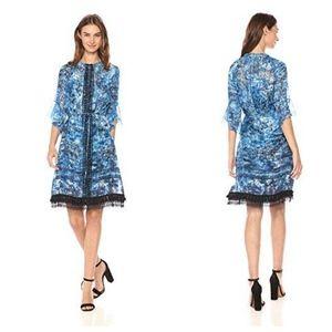 Elie Tahari Women's Silk/Rayon Rayna Dress, Sz 8